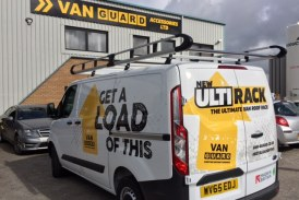 You Could Win a Van Accessory and £500 for Loving Your Van!