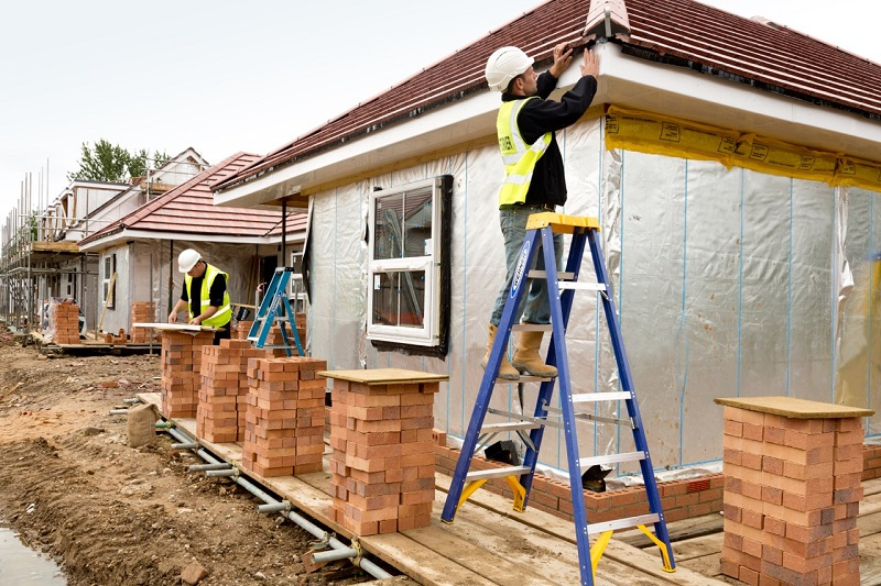 Construction Figures Show Fall in Output
