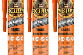 20 Tubes of Gorilla Adhesive Up For Grabs
