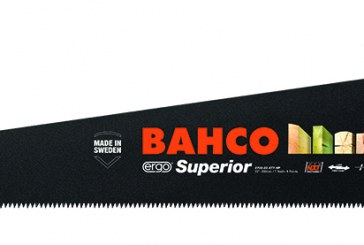 COMPETITION! Win A Bahco Ergonomic Handsaw!