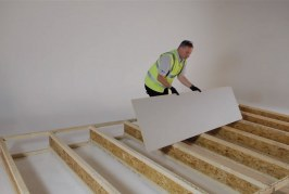 Watch: Installing CaberShieldPlus Chipboard Flooring