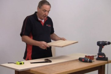 Watch: Build a Work Station with Bosch