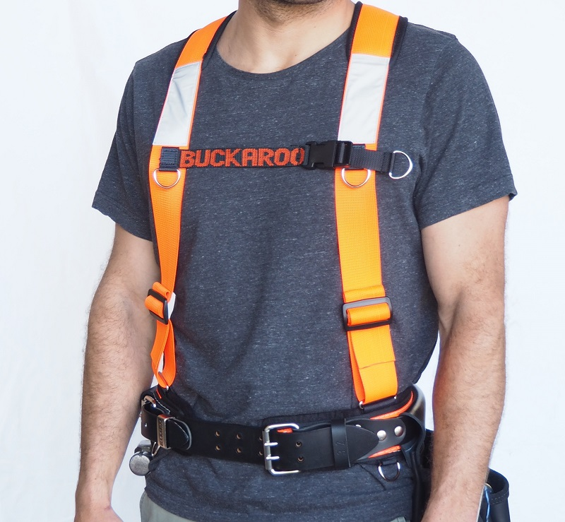 Get Your Back into One of Five Buckaroo Tool Support Belts