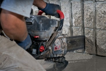 ICS Diamond Chainsaws In The Rough