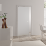 COMPETITION! Win an Eclisse 8mm Plain Satin Glass Pocket Door