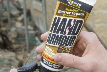 Everyone's a Winner! 250 Tubes of Everbuild Barrier Cream to Win!