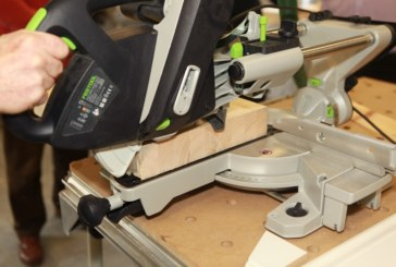 Roger Bisby: Cutting to the Chase with Festool's Kapex KS 60