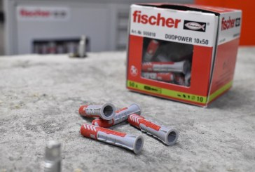 Win 500 Plugs and Screws from Fischer Fixings!