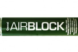 Up for Grabs: 10 Tubes of Geocel Airblock Low Expansion Foam