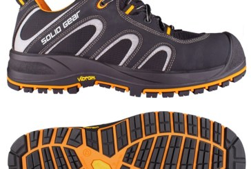 Three Pairs of Solid Gear Safety Shoes to Win!