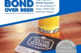 Bond Over Beer With British Gypsum
