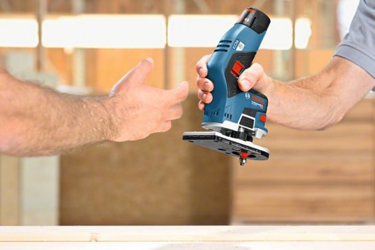 New Bosch Router and Planer Launched