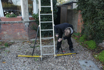 Don't Neglect Ladder Safety