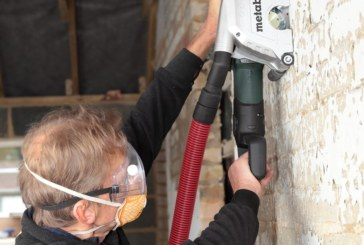Roger Bisby Reviews Metabo's MFE 40 Diamond Chaser