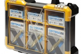 Win One of Six Cases of Optimaxx Wood Screws