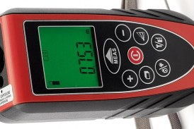 Watch: How to Use the Prolaser Distance Measurer from Draper