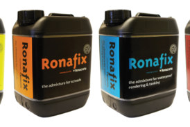 Get Your Hands on a Container of Admixture from Ronacrete!