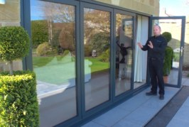Watch: Panoramic Doors