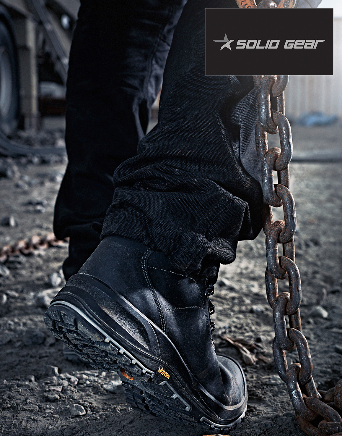 Win a pair of Solid Gear boots