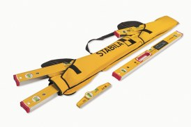 WIN a Stabila Spirit Level Set!