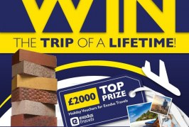 Ibstock Offering One Lucky Builder Trip of a Lifetime