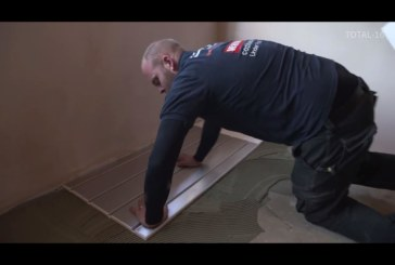 Underfloor Heating Installation Overview Total-16 Low Profile System