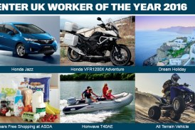 UK Worker of the Year Competition