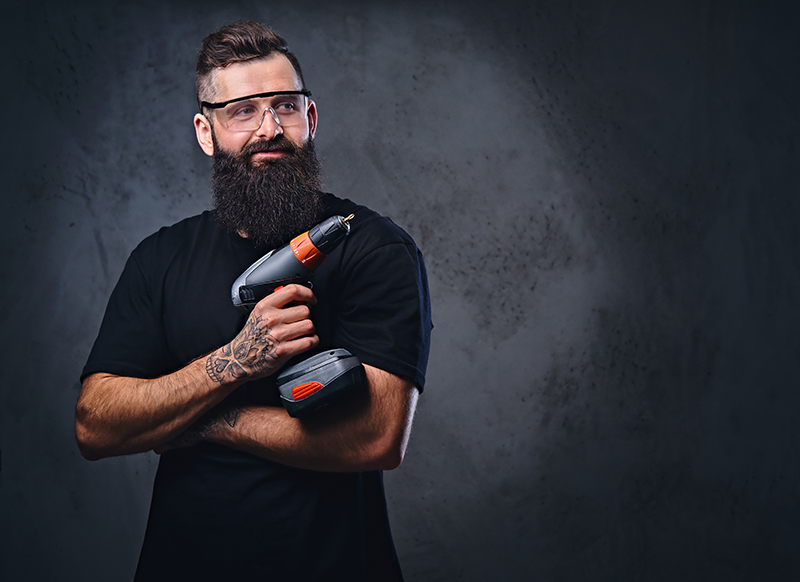 Is your beard increasing your risks on site?