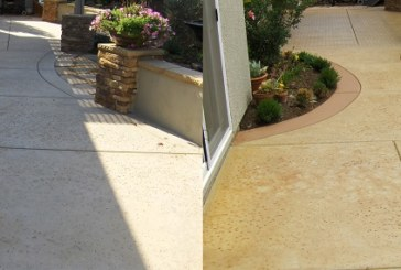 Applying Water-Based Stains with Adseal