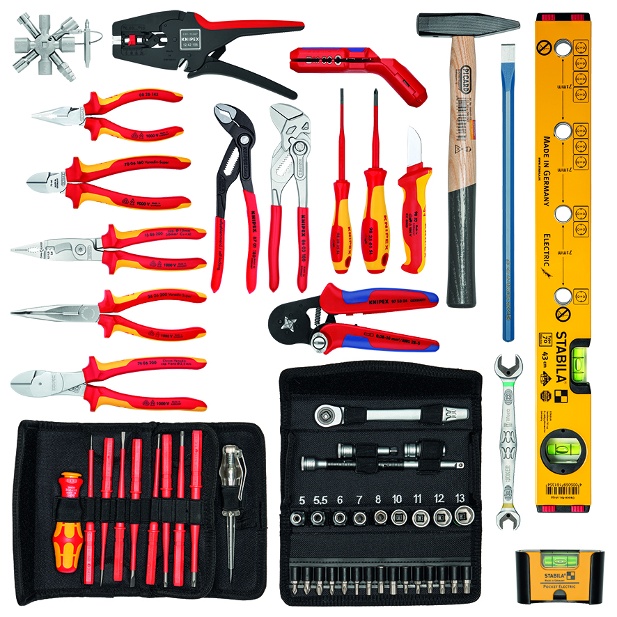 Win £1,000 worth of tools from Knipex at Toolfair Coventry