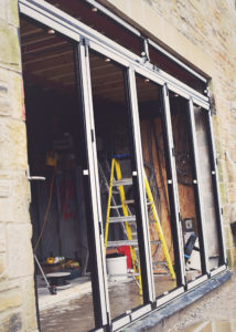 quickslide doors