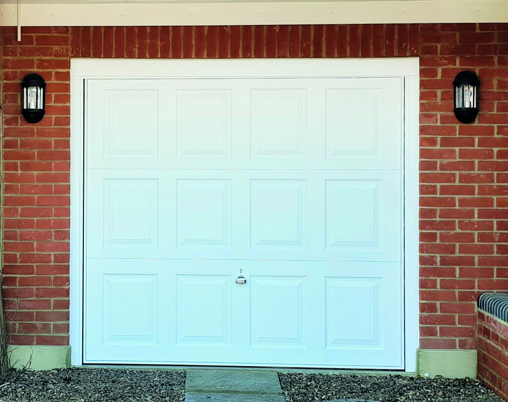 11 Finished door installation