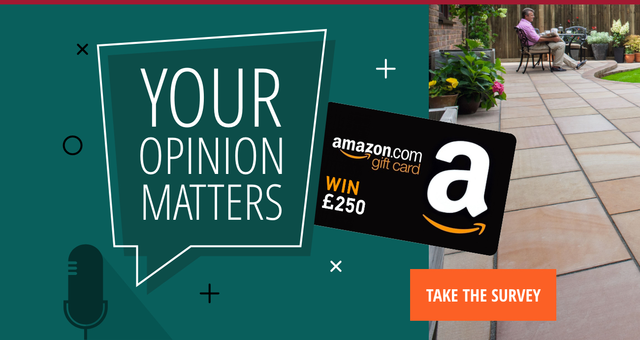 Complete the Marshalls survey to win £250 Amazon vouchers