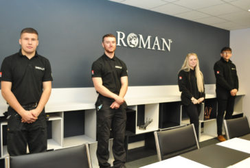 Apprenticeships on the rise at Roman
