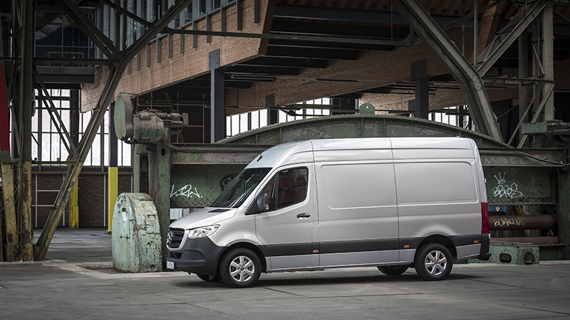 Van review: Mercedes Sprinter