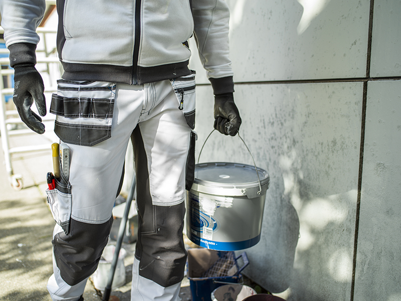 Dassy workwear for painters and plasterers