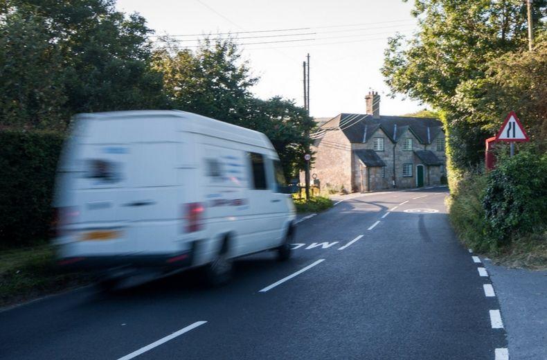 FMB: Builders Spend 2.5 Years Driving Van!