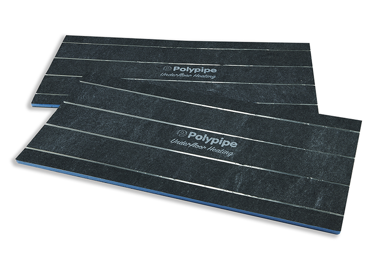 Overlay Plus system from Polypipe