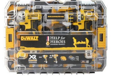 DeWalt launches Help For Heroes Kit