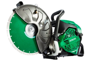 Hitachi Power Tools CM75EAP Petrol Disc Cutter