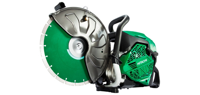 Hitachi Power Tools CM75EAP Petrol Disc Cutter