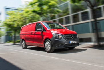 Unveiling the new Mercedes-Benz Vito