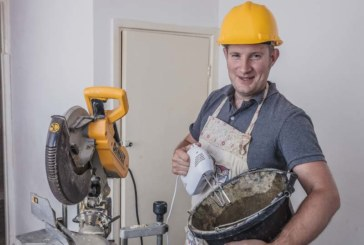 Professional Builder Chats to Great British Bake Off's Richard Burr