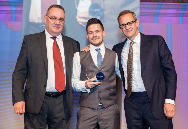 CITB Pride of Construction Awards Winner