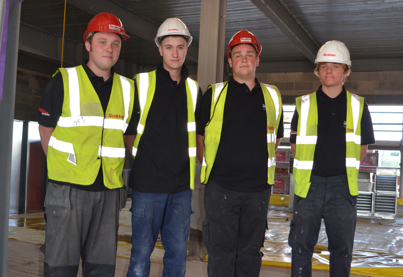 Seddon Apprenticeship Opportunities