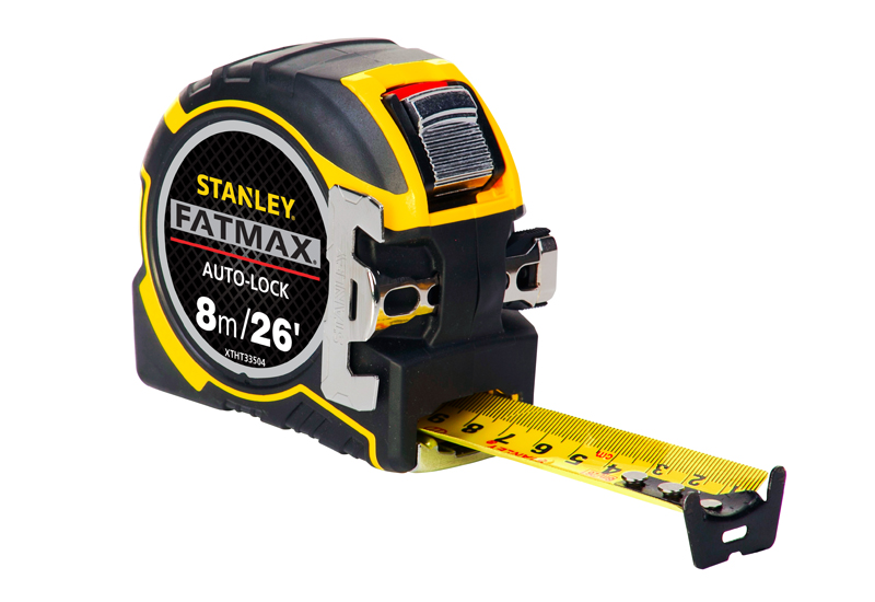 Stanley FatMax Autolock Tapes