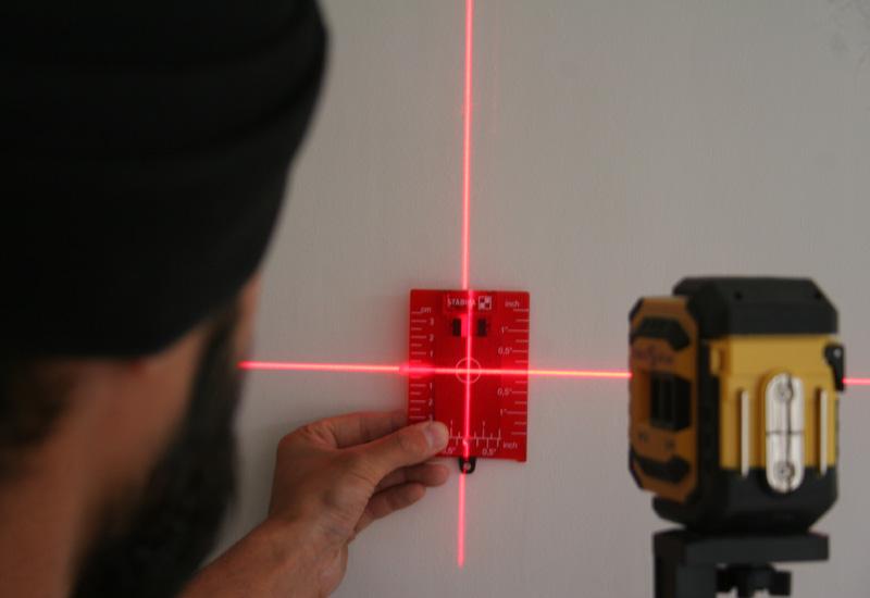 Laser sharp: Stabila LAX300 Cross Line Laser Leve