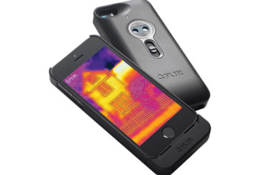 iPhone Thermal Imaging