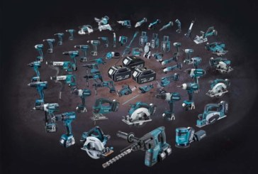 Makita's 100 Cordless Power Tools
