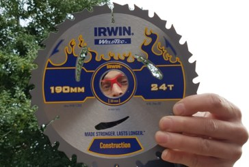 Cutting to the Chase: Tibby Reviews Irwin's WeldTec Saw Blades